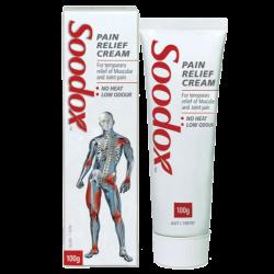 Soodox Pain Relief Cream