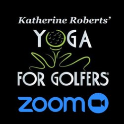 Yoga for Golfers Level 2 Zoom Class